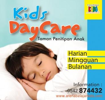 Daycare Pilihan Orang Tua di Balikpapan